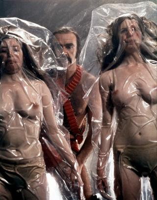 science fiction women naked