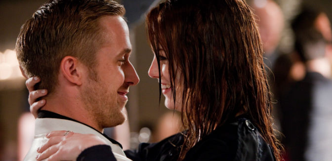Ryan Gosling Emma Stone Crazy Stupid Love