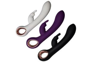 Blissful rabbit vibrators from Bondara