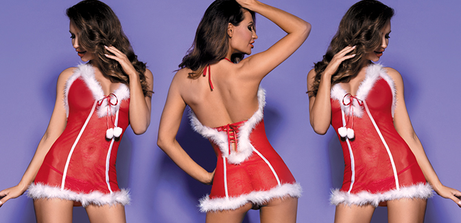 Our Top 10 Lingerie Picks for an X-Rated Xmas