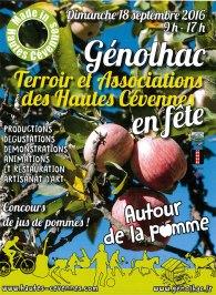 Terroir et Associations 2016 Genolhac
