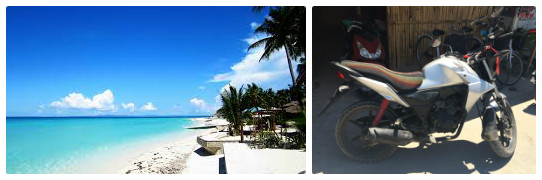 WHERE CAN I RENT A MOTORBIKE IN BANTAYAN ISLAND?