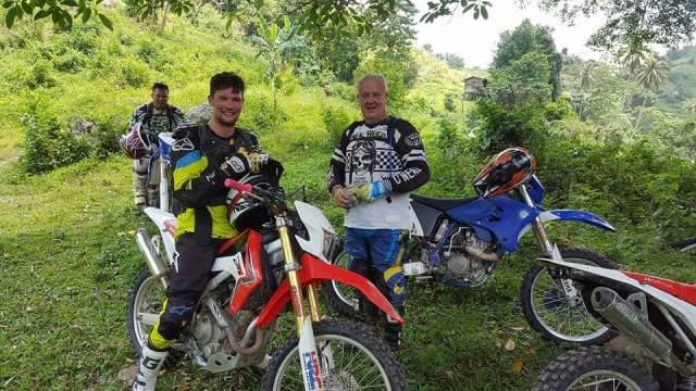 Enduro motorbike Tour Philippines