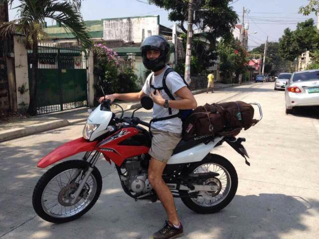 Mactan Motorcycle Rental-Rent Motorcycle in Mactan Island Cebu