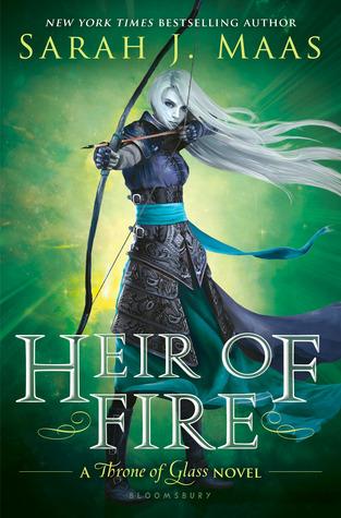 Heir of Fire (Throne of Glass #3) – Sarah J. Maas