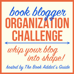 Blog Organiztion Challenge