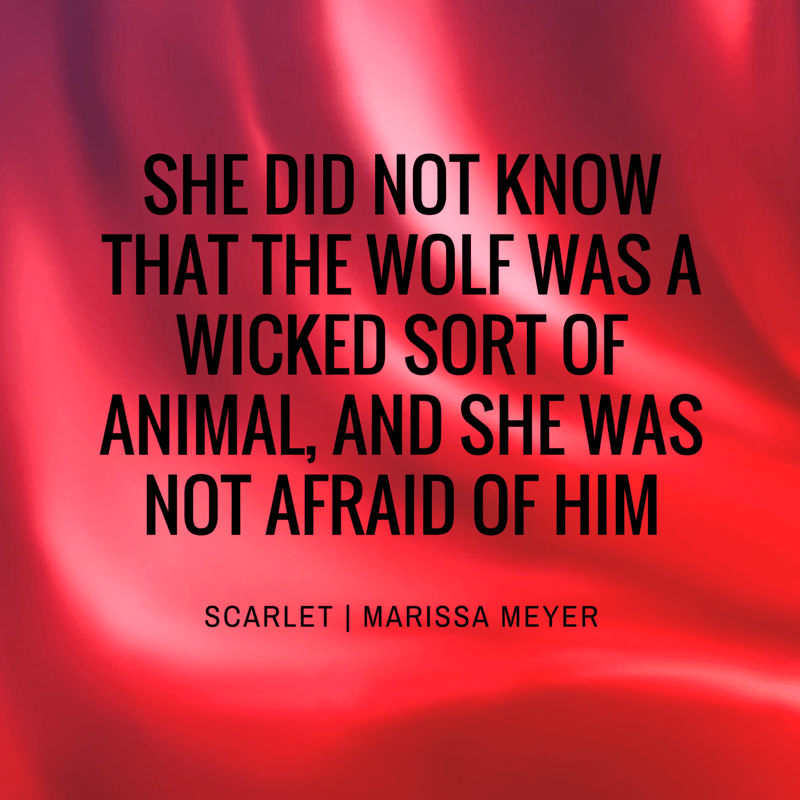 Scarlet Marissa Meyer Fan Art