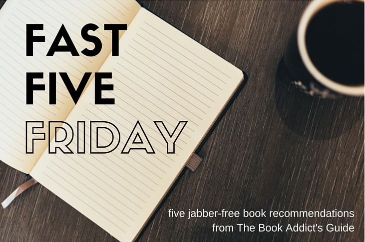 Fast Five Friday | Thieves, Spies, and Espionage