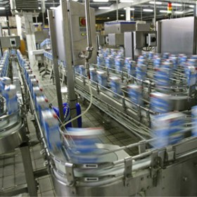 Automation in food industry
