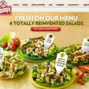 Wendys Salads