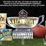 Diamond Snack Bowl Party Contest