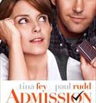 "Check out the new TV spot for Tina Fey's new movie ""Admission"""