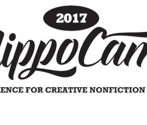 hippocamp 2017 t-shirt design playful cursive font with 2017 above