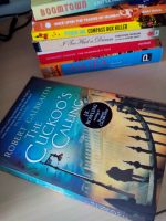 Book Review: The Cuckoo's Calling by Robert Galbraith/J K Rowling