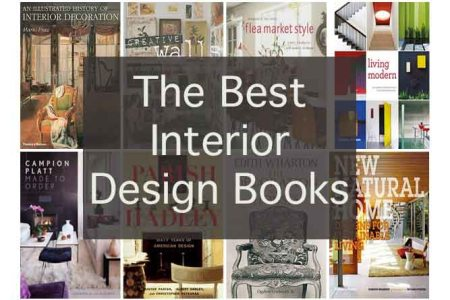 interior design books of all time