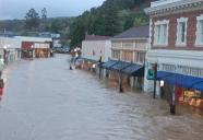 San Anselmo flood 2005