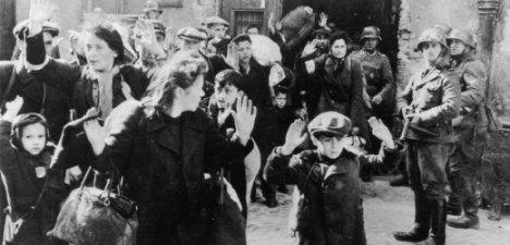 Rounding Up Jews