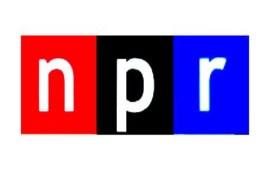 Logo for NPR