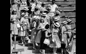 Kennedy girls 1960