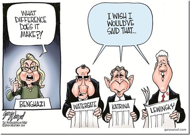 Benghazi cartoon 1