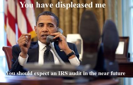 Obama-Irs