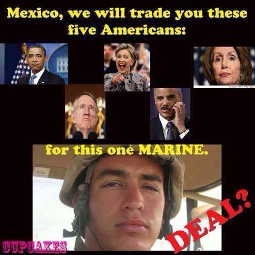 Trade for the Marine in Mexico