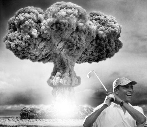 Atomic Obama