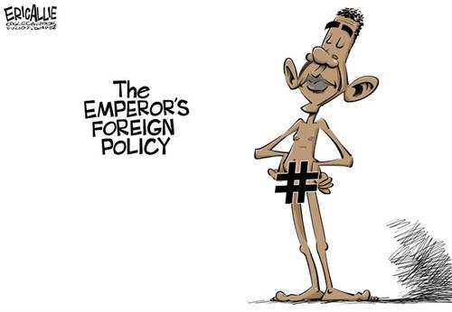 Emperors foreign policy