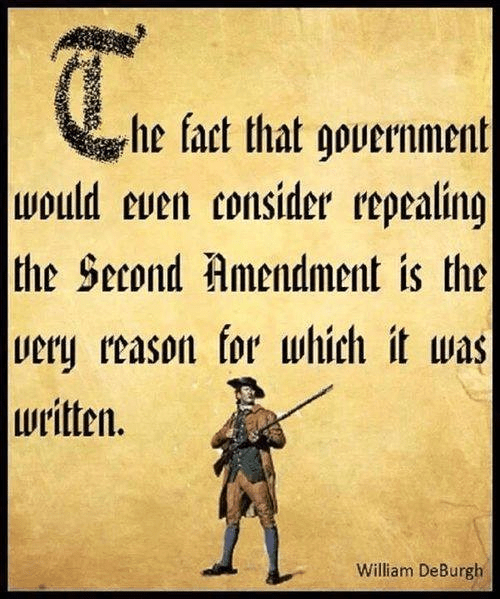 The 2nd Amendment proves itself
