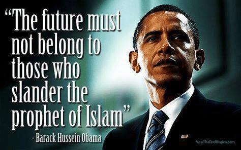 Barack Obama on Mohamed