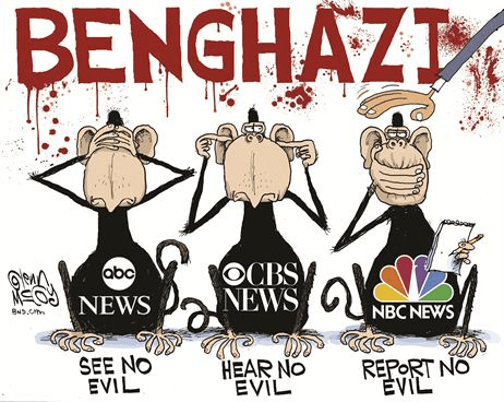 Benghazi and the media