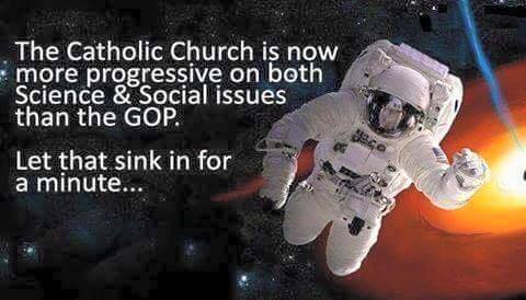 Catholic Church progressive
