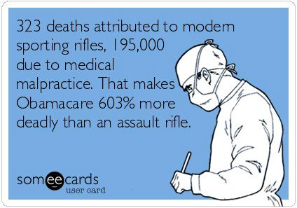 Obamacare deadly