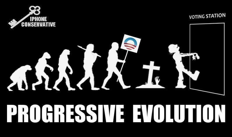 Progressive evolution