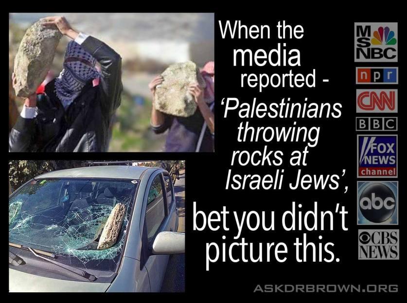 Palestinian rocks