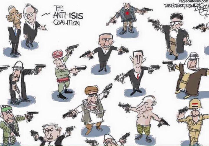 Anti-ISIS coalition