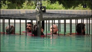 ISIS drowning prisoners