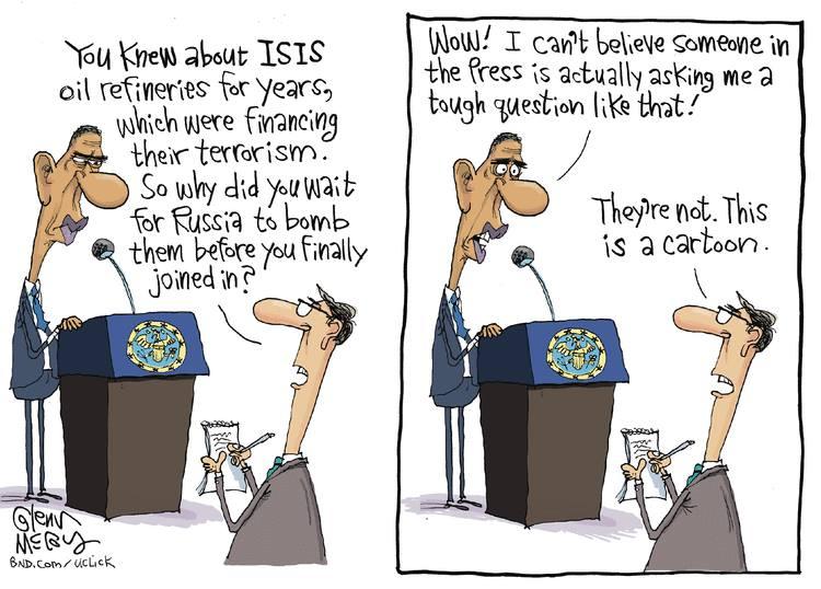 Tough question for Obama