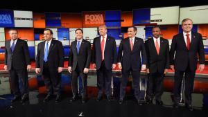 Republican debate South Carolina