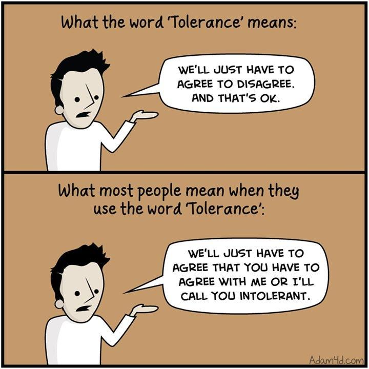 What tolerance means how it's used