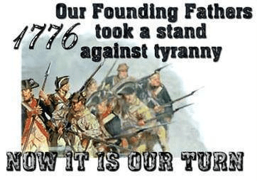 Stand against tyranny
