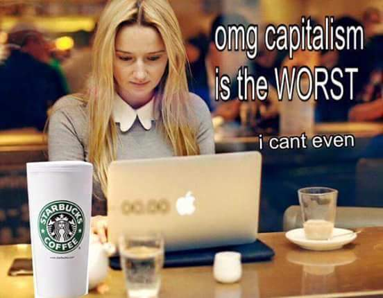 capitalism is the worst