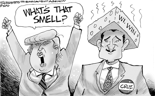 Trump whining