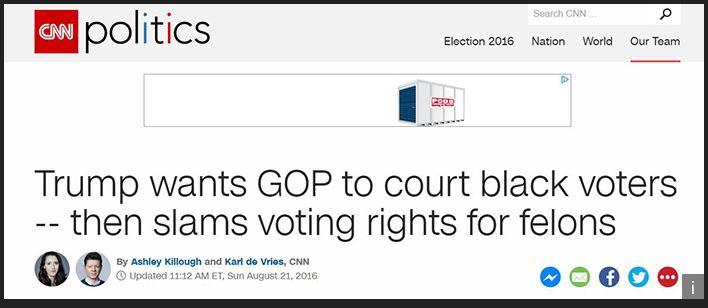 CNN racist