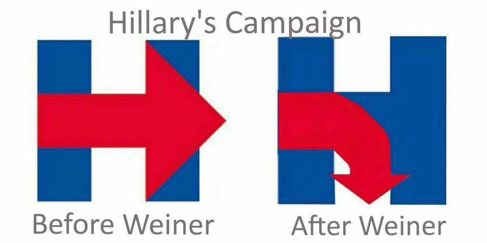 dickileaks-hillary-campaign-before-and-after-weiner