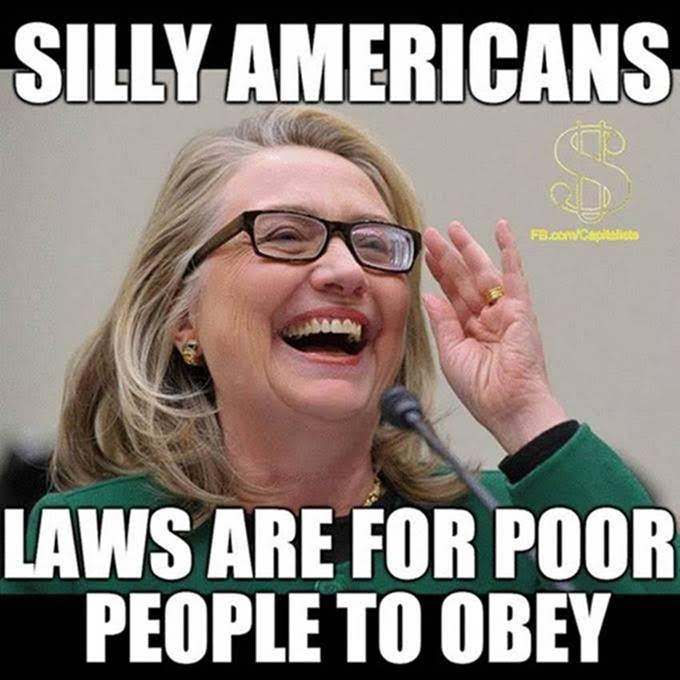 Hillary free laws for poor people