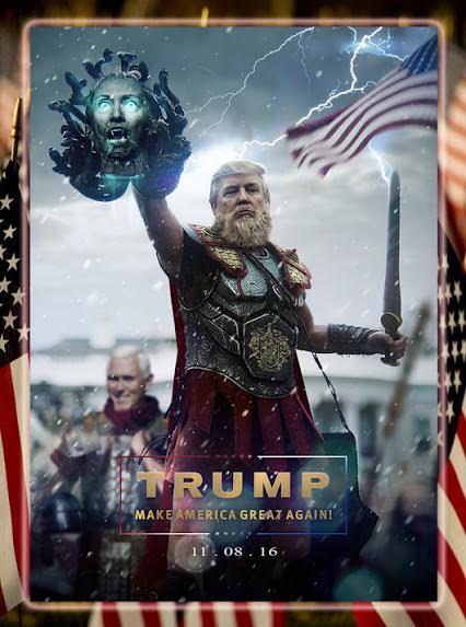 trump-as-a-roman-hero