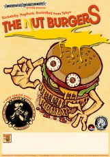 The Nut Burgers [JAP] + Cowboy Bob And Trailer Trash [GER] 26.11. - 1.12.14 angeboten von Boombatze Entertainment