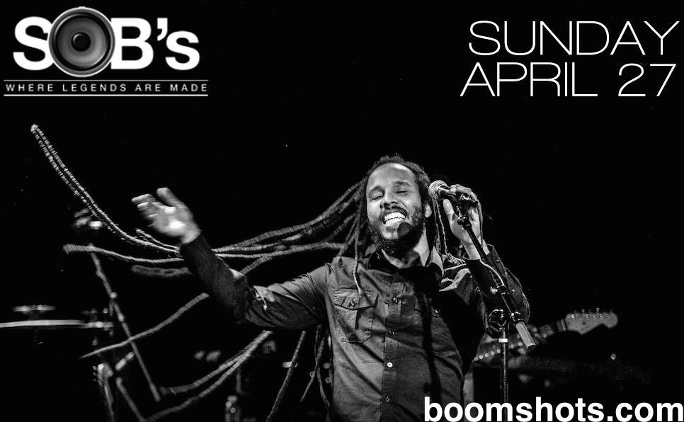 Natty Dread Rides Again: Ziggy Marley's �Fly Rasta� Tour Rocks NYC ...