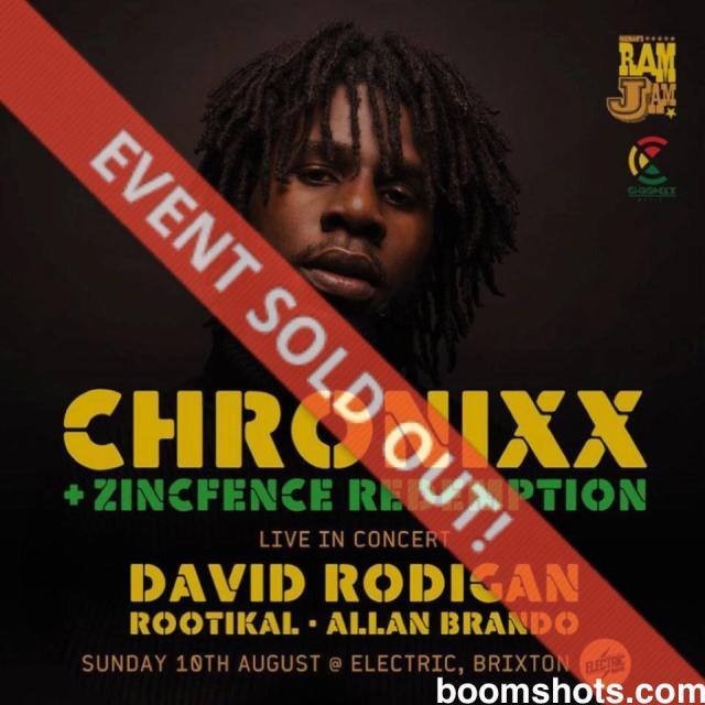 Chronixx & Protoje Live in London